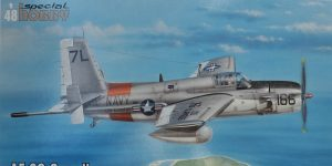 Grumman AF-3S Guardian in 1:48 von Special Hobby # 48194