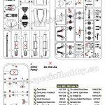 "Special-Hobby-SH-72411-Viggen-DuoPAck-Einsitzer-Bauplan1-150x150 Special Hobby Saab Viggen ""Duo-Pack"" in 1:72 # 72411"