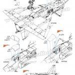 "Special-Hobby-SH-72411-Viggen-DuoPAck-Einsitzer-Bauplan2-150x150 Special Hobby Saab Viggen ""Duo-Pack"" in 1:72 # 72411"