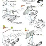 "Special-Hobby-SH-72411-Viggen-DuoPAck-Einsitzer-Bauplan9-150x150 Special Hobby Saab Viggen ""Duo-Pack"" in 1:72 # 72411"