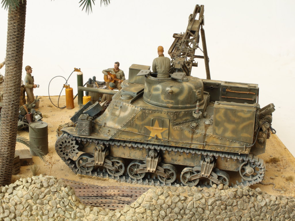 X Build Review M31 U.S. Tank Recovery Vehicle 1:35 Takom (#2088)