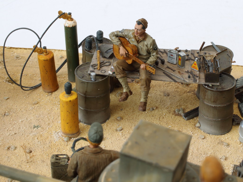 Z Build Review M31 U.S. Tank Recovery Vehicle 1:35 Takom (#2088)