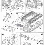 Zvezda-5045-MSTA-S-152mm-Haubitze-Bauanleitung4-150x150 MSTA-S 152mm Selbstfahrhaubitze in 1:72 von Zvezda #5045