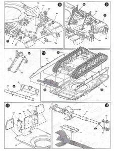 Zvezda-5045-MSTA-S-152mm-Haubitze-Bauanleitung4-226x300 Zvezda 5045 MSTA-S 152mm Haubitze Bauanleitung4