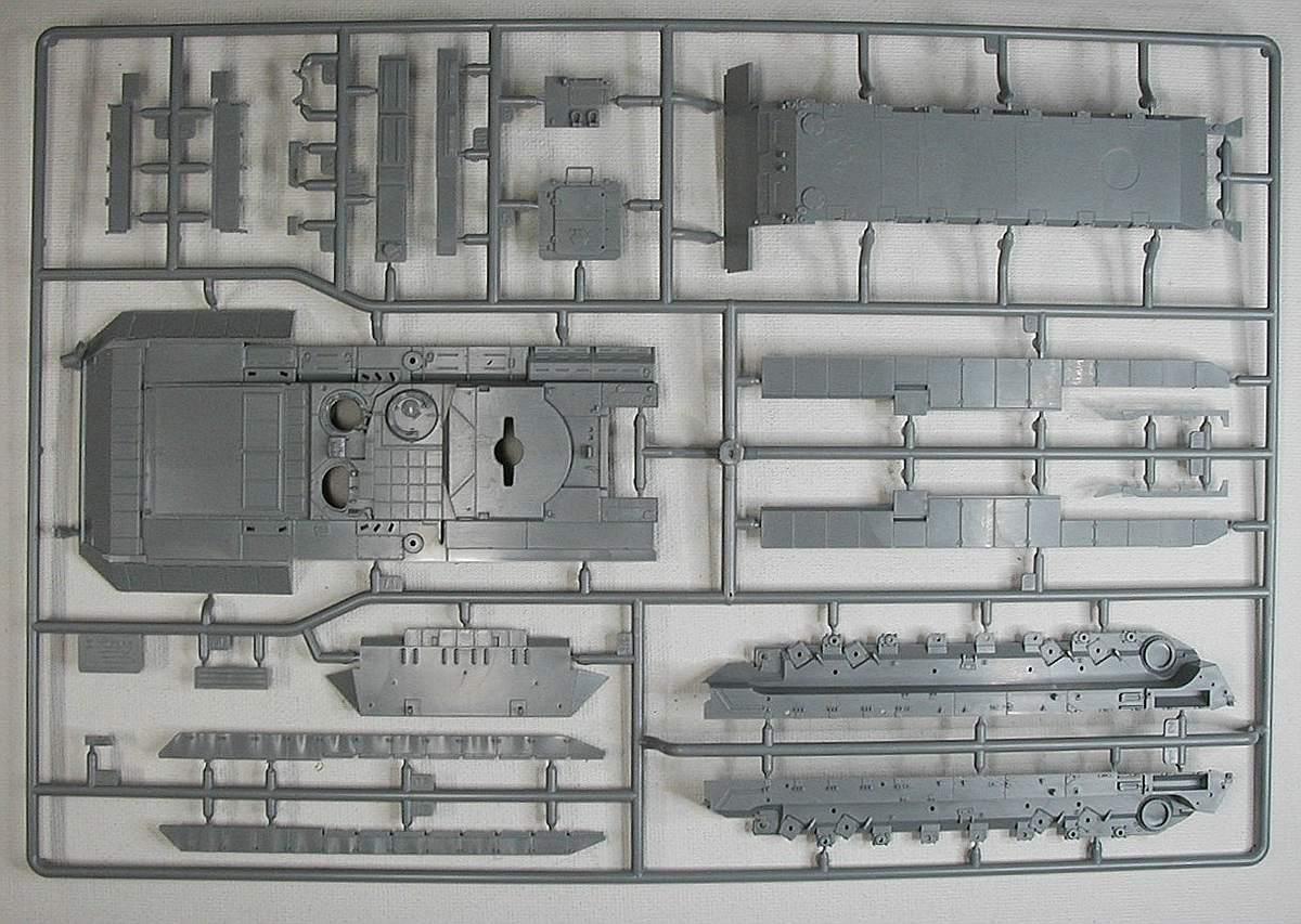 Zvezda-5057-T-15-Armata-1 T-15 Armata in 1:72 von Zvezda #5057