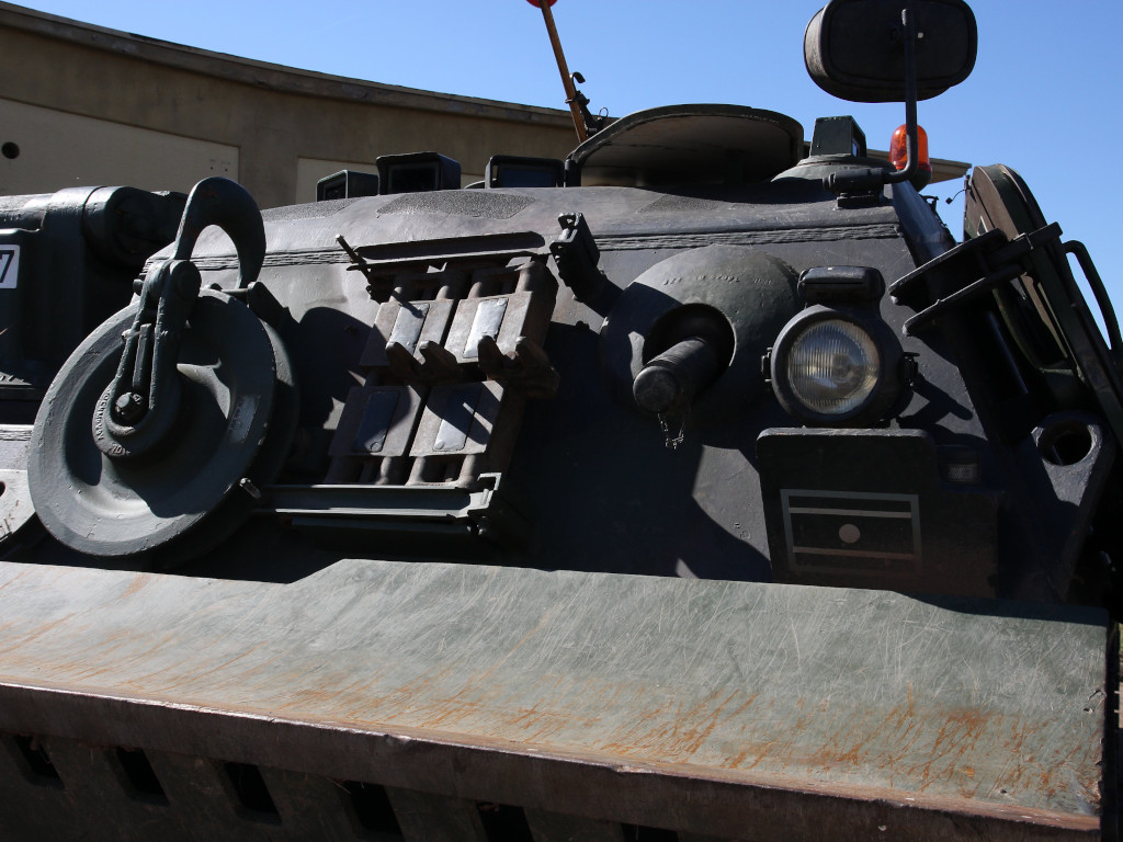 2 Bergepanzer 2 Standard 1:35 Takom (#2122)