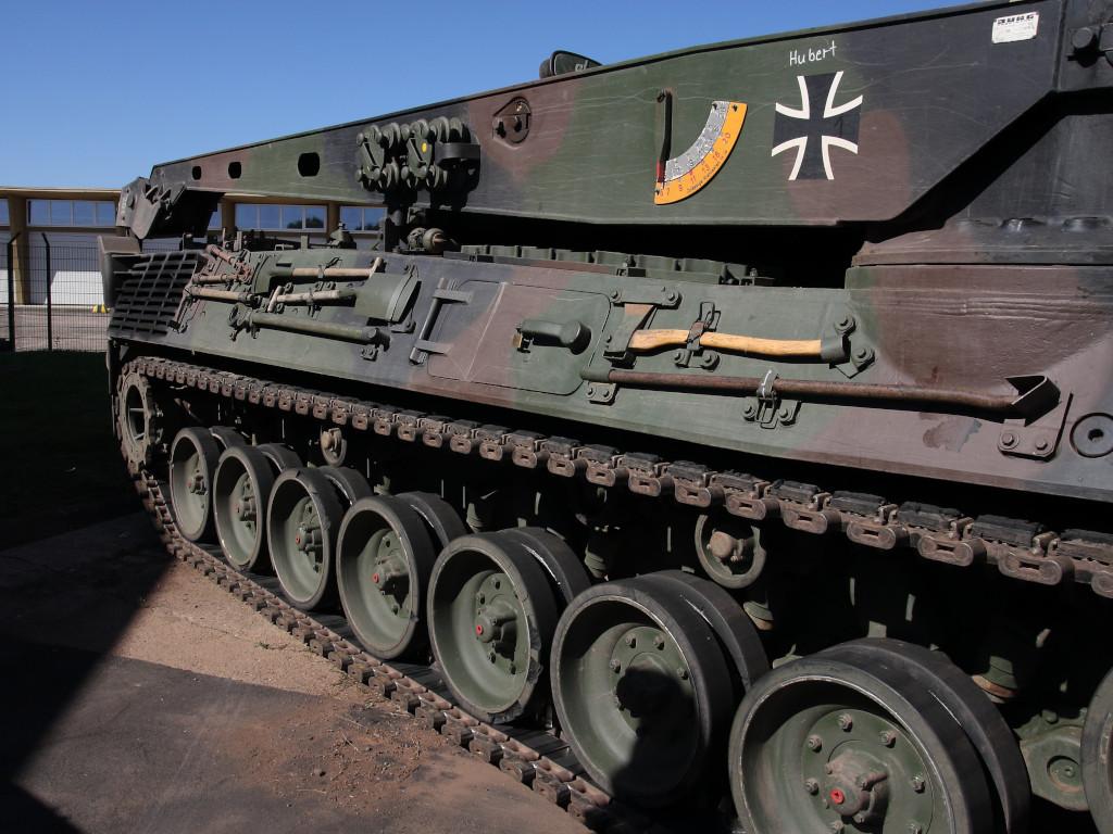 5 Bergepanzer 2 Standard 1:35 Takom (#2122)