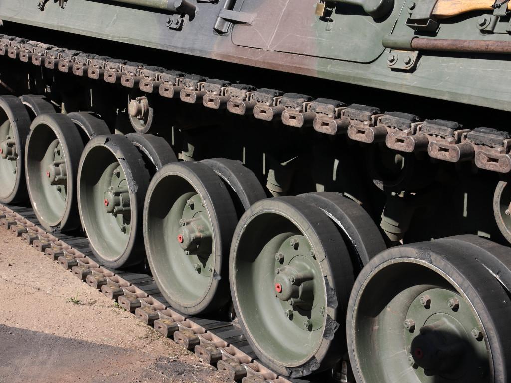6 Bergepanzer 2 Standard 1:35 Takom (#2122)