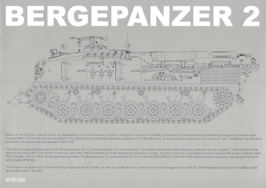 Anleitung01-1 Bergepanzer 2 Standard 1:35 Takom (#2122)