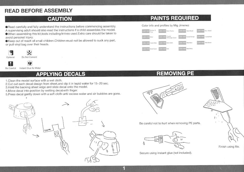 Anleitung02-1 Bergepanzer 2 Standard 1:35 Takom (#2122)