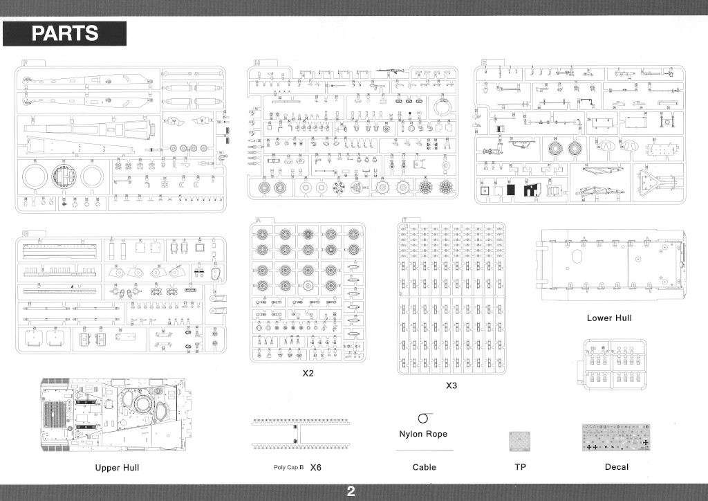 Anleitung03-1 Bergepanzer 2 Standard 1:35 Takom (#2122)
