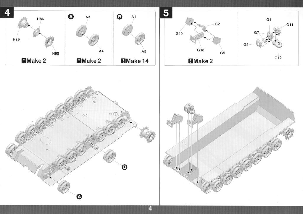 Anleitung05-1 Bergepanzer 2 Standard 1:35 Takom (#2122)