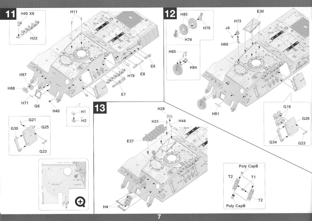 Anleitung08-1 Bergepanzer 2 Standard 1:35 Takom (#2122)
