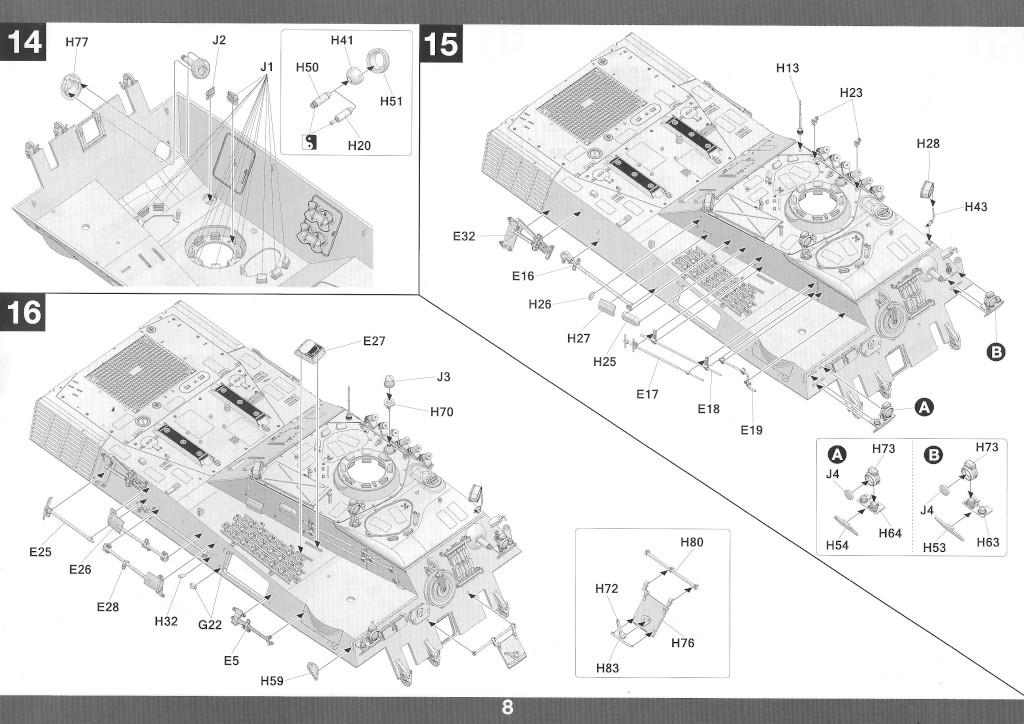 Anleitung09-1 Bergepanzer 2 Standard 1:35 Takom (#2122)