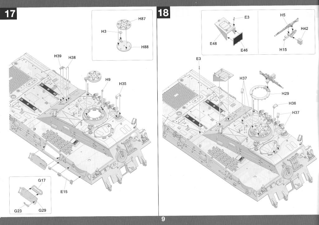 Anleitung10-1 Bergepanzer 2 Standard 1:35 Takom (#2122)