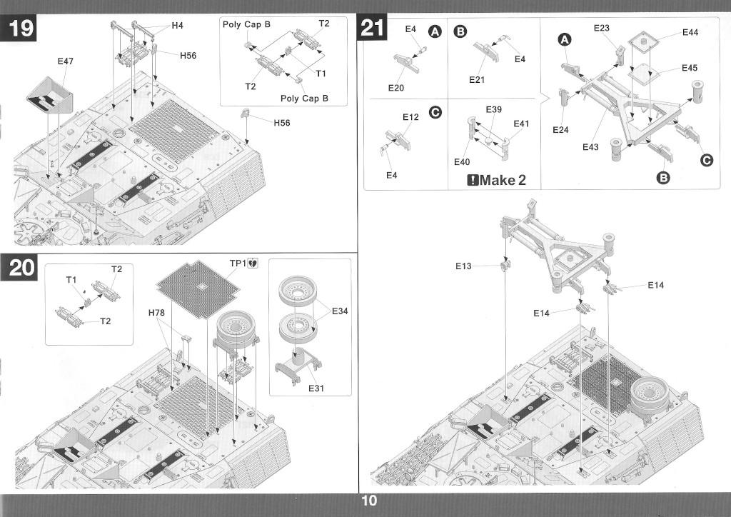 Anleitung11-1 Bergepanzer 2 Standard 1:35 Takom (#2122)
