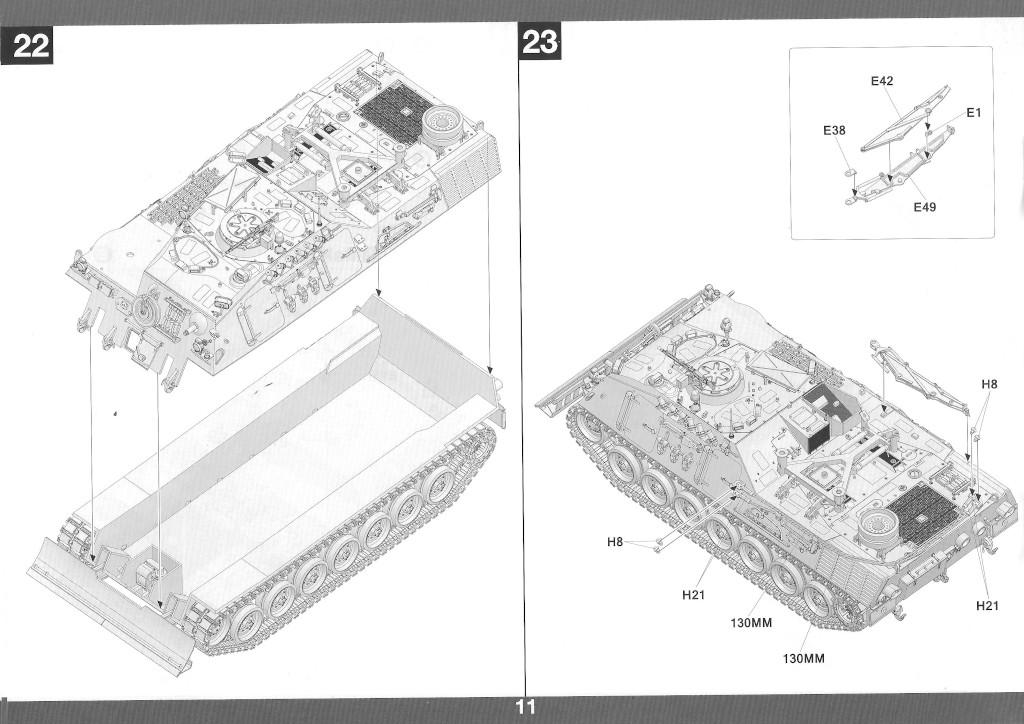 Anleitung12-1 Bergepanzer 2 Standard 1:35 Takom (#2122)
