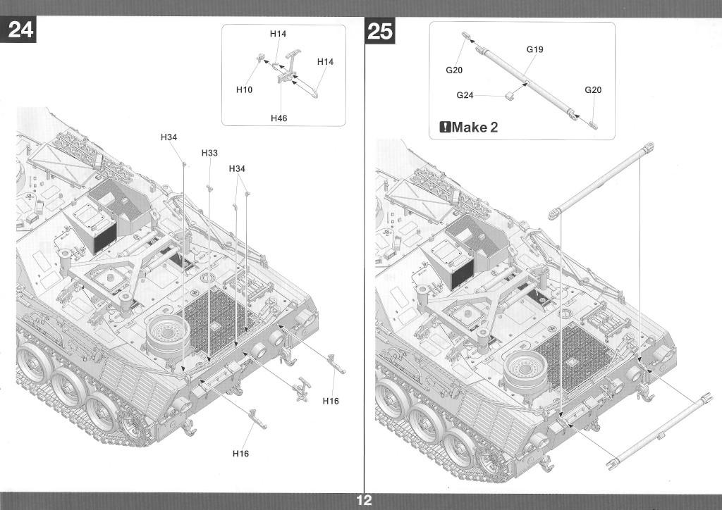 Anleitung13-1 Bergepanzer 2 Standard 1:35 Takom (#2122)