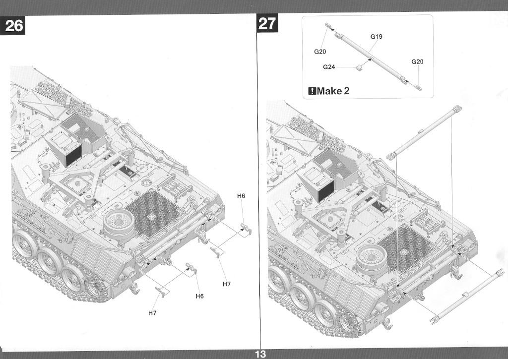 Anleitung14-1 Bergepanzer 2 Standard 1:35 Takom (#2122)