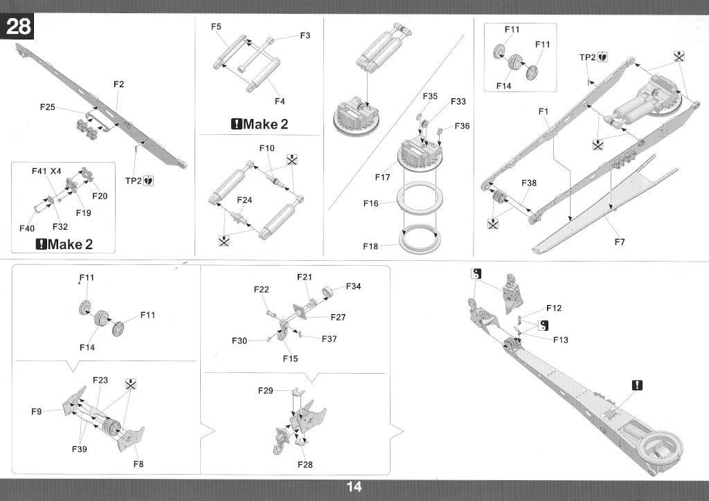 Anleitung15-1 Bergepanzer 2 Standard 1:35 Takom (#2122)