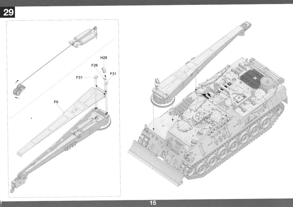 Anleitung16-1 Bergepanzer 2 Standard 1:35 Takom (#2122)