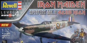 Iron Maiden Spitfire MK.II Aces High 1:32 Revell (05688)