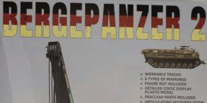 Bergepanzer 2 Standard 1:35 Takom (#2122)