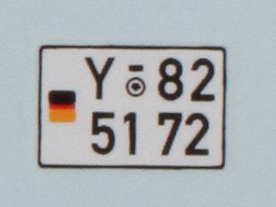 Decals2 Bergepanzer 2 Standard 1:35 Takom (#2122)