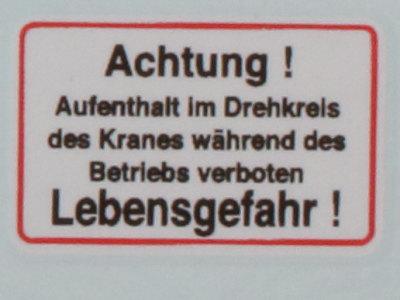 Decals4 Bergepanzer 2 Standard 1:35 Takom (#2122)