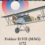Eduard-2128-Fokker-D.VII-MAG-Limited-Edition-Bauanleitung1-150x150 Fokker D.VII MAG Limited Edition in 1:72 von Eduard # 2128