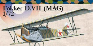 Fokker D.VII MAG Limited Edition in 1:72 von Eduard # 2128