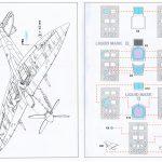 Eduard-70129-Spitfire-Mk-VIII_Eduard_Plan-01-7-150x150 Spitfire HF Mk.VIII in 1:72 PROFIPACK von EDUARD #70129