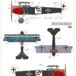 Eduard-70131-Fokker-D.VII-OAW-ProfiPack-BEmalungsanleitung-1-150x150 Fokker D. VII (OAW) in 1:72 von Eduard # 70131