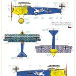 Eduard-70131-Fokker-D.VII-OAW-ProfiPack-Bemalungsanleitung-150x150 Fokker D. VII (OAW) in 1:72 von Eduard # 70131