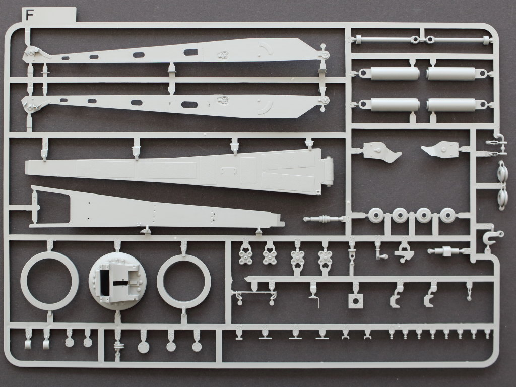 F Bergepanzer 2 Standard 1:35 Takom (#2122)