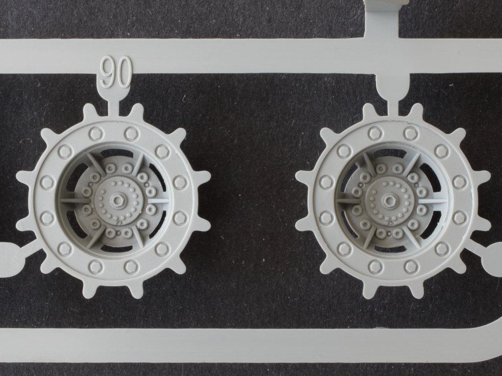 H01 Bergepanzer 2 Standard 1:35 Takom (#2122)