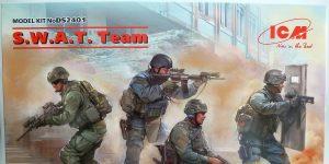 S.W.A.T.-Team in 1:24 von ICM #DS 2402