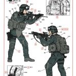 ICM-DS4201-SWAT-TEAM-22-150x150 S.W.A.T.-Team in 1:24 von ICM #DS 2402