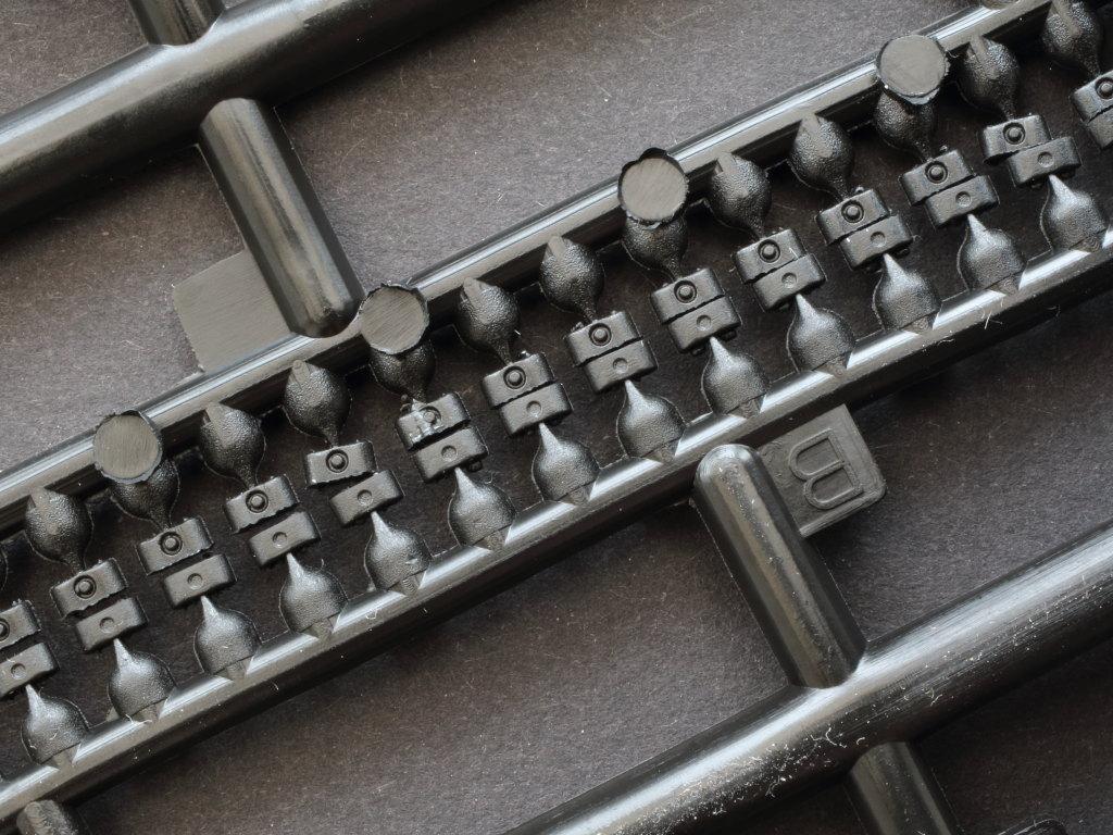 Ketten2 Bergepanzer 2 Standard 1:35 Takom (#2122)