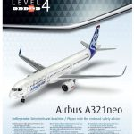 REvell-04952-Airbus-A321Neo-Bauplan-150x150 Airbus A321Neo in 1:144 von Revell # 04952