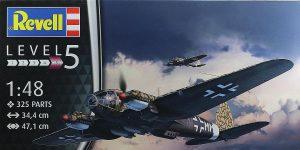 Heinkel He 111 H-6 in 1:48 von Revell # 03863