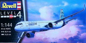 Airbus A321Neo in 1:144 von Revell # 04952