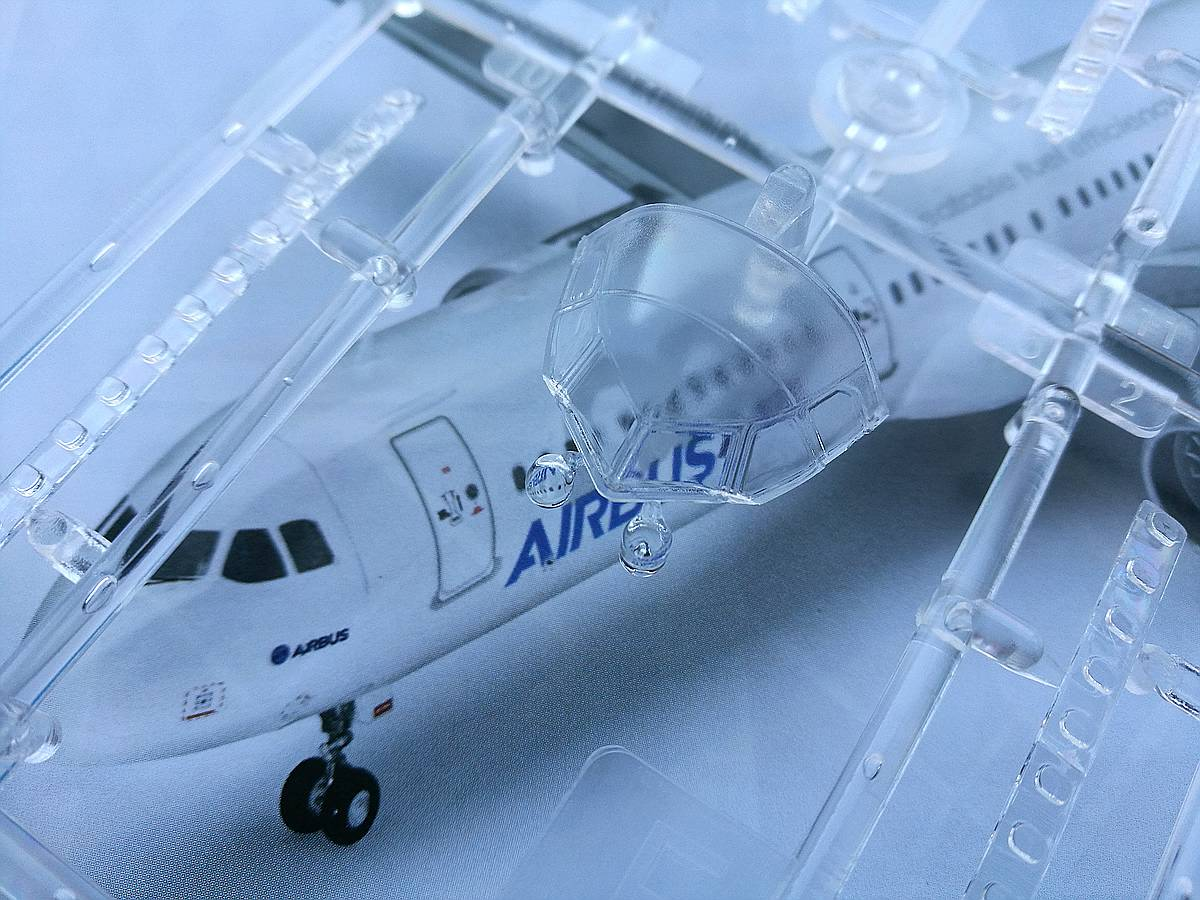 Revell-04952-Airbus-A321Neo-6 Airbus A321Neo in 1:144 von Revell # 04952