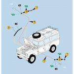 Revell-07047-Landrover-Series-III-Bauanleitung11-150x150 Landrover III LWB in 1:24 von Revell # 07047