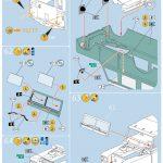 Revell-07047-Landrover-Series-III-Bauanleitung5-150x150 Landrover III LWB in 1:24 von Revell # 07047