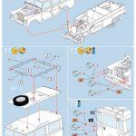 Revell-07047-Landrover-Series-III-Bauanleitung7-150x150 Landrover III LWB in 1:24 von Revell # 07047