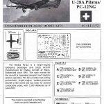 Sova-M-SVM-72016-Pilatus-U-28A-6-150x150 Pilatus U-28A in 1:72 von Sova-M #SVM 72016