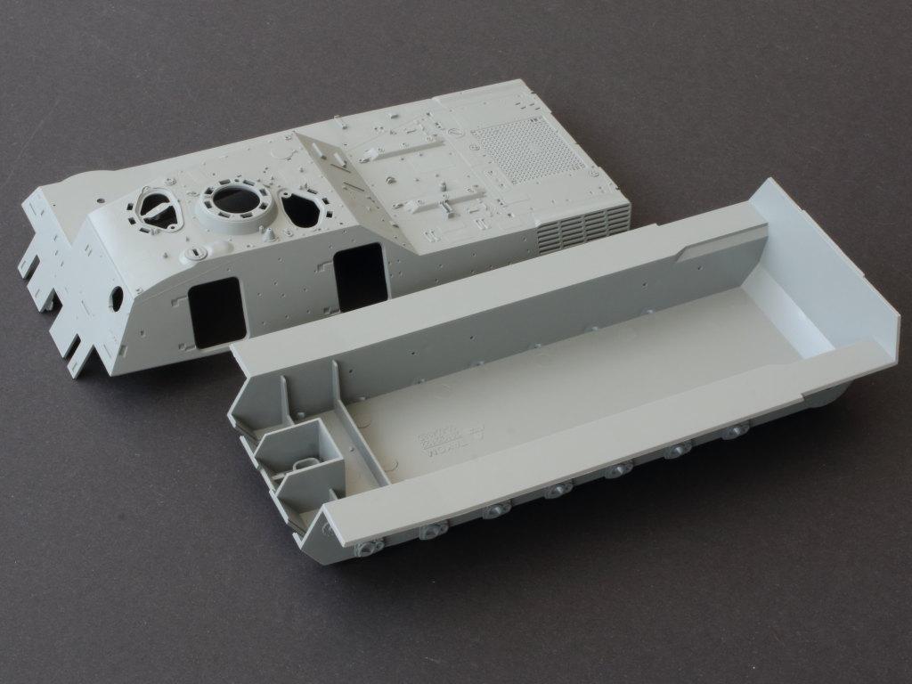 Wannen Bergepanzer 2 Standard 1:35 Takom (#2122)