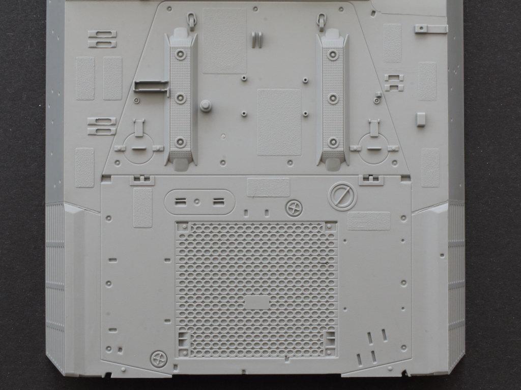 Wannen03 Bergepanzer 2 Standard 1:35 Takom (#2122)