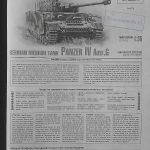 Zvezda-3674-Panzer-IV-G-Bauanleitung1-150x150 Panzer IV Ausf. G in 1.35 von Zvezda #